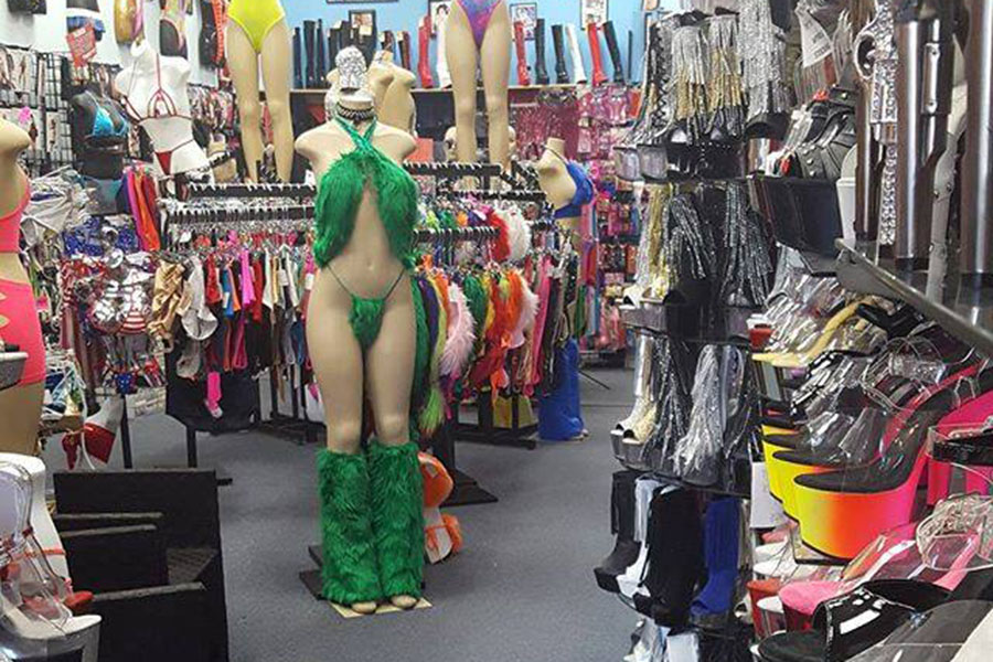Hollywood Exotic Shop