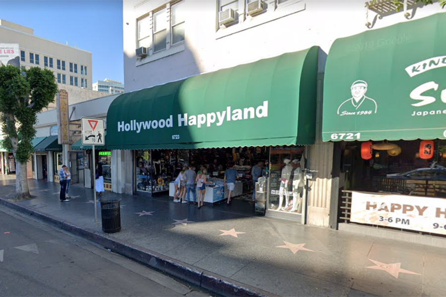 Hollywood Happyland