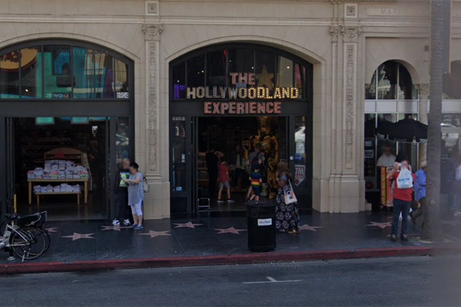 The Hollywoodland Experience