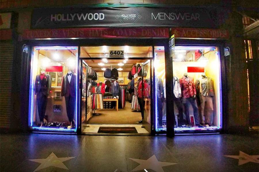 Hollywood Menswear