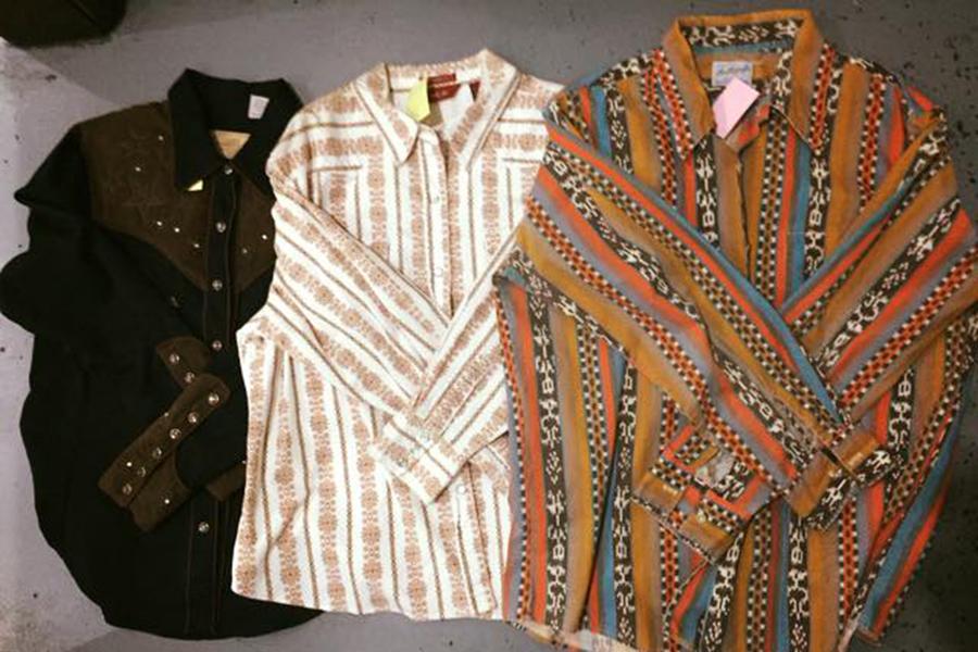 Iguana Vintage Clothing