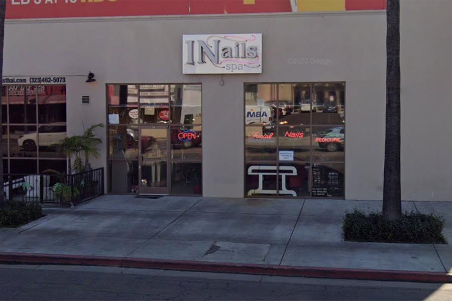 I Nails Spa
