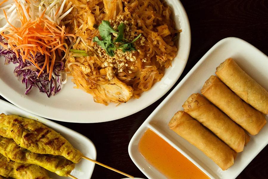 King's Thai Food