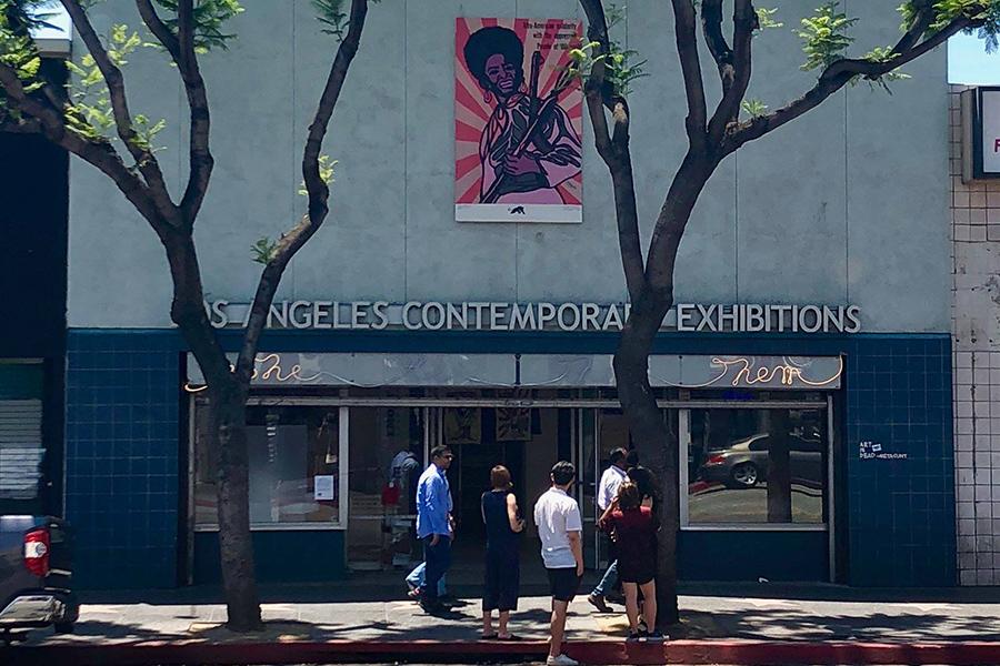 LACE - (Los Angeles Contemporary Exhibitions)