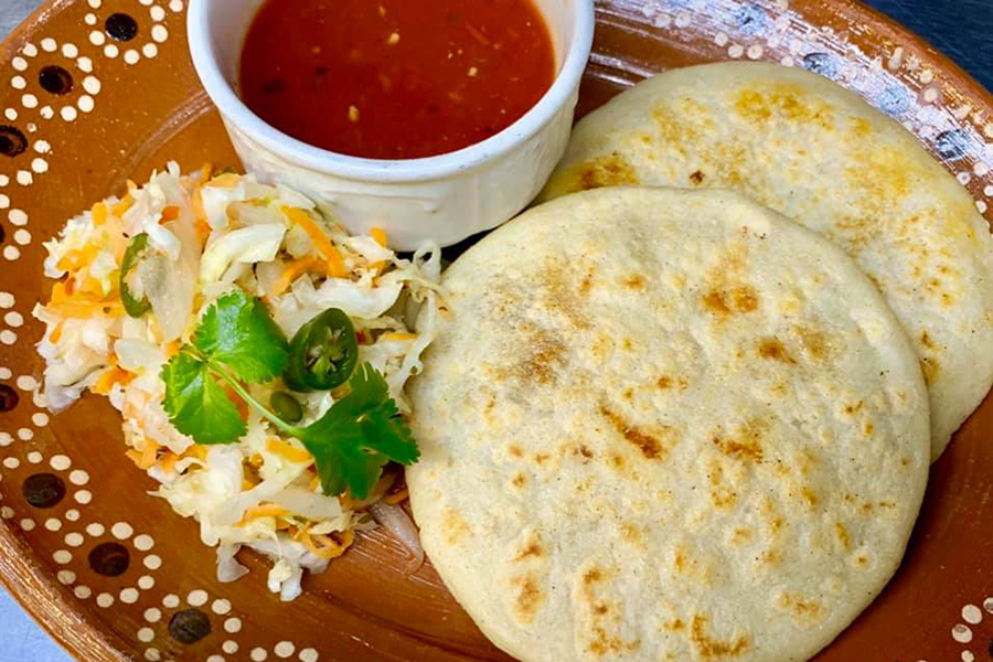 La Numero Uno Mexican and Salvadorian Cuisine