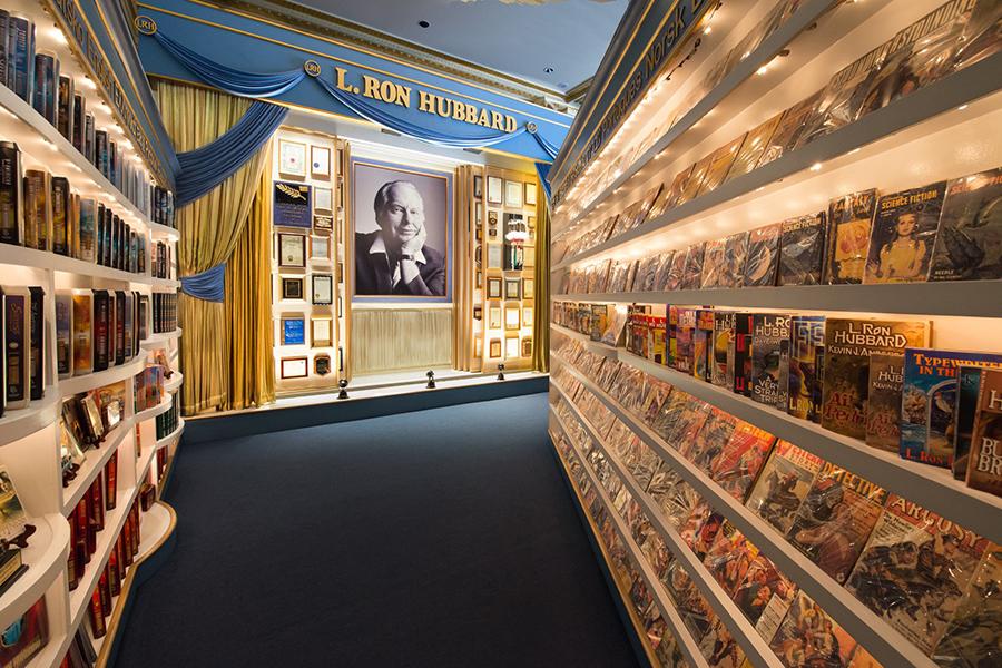 L Ron Hubbard Life Exhibition