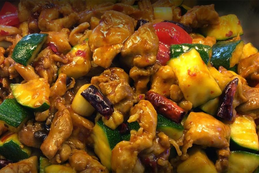 Maxim Chinese Food