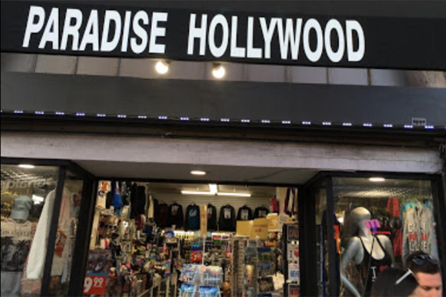 Paradise Hollywood