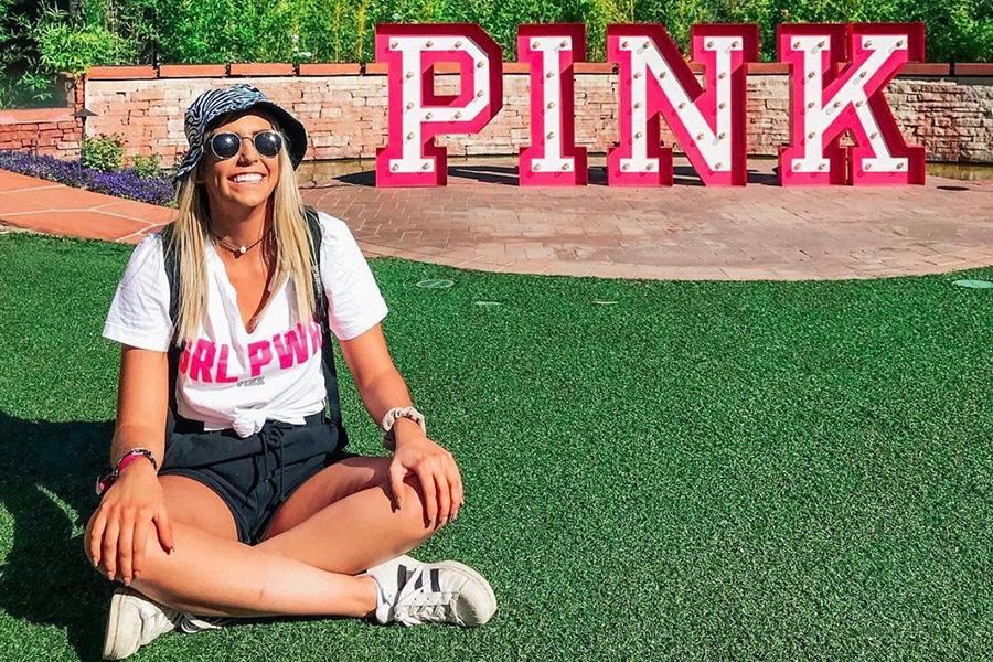 Pink (Victoria's Secret)