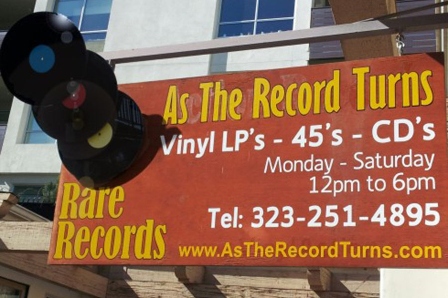 As the Record Turns