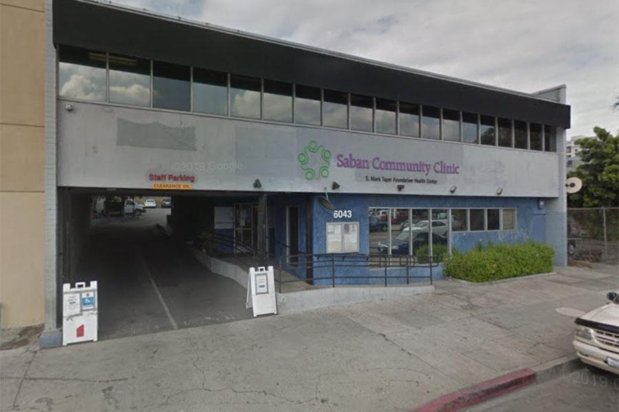 Saban Community Clinic