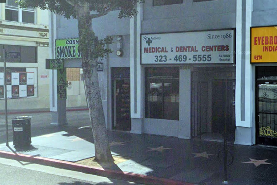 Saint Anthony Medical & Dental Center