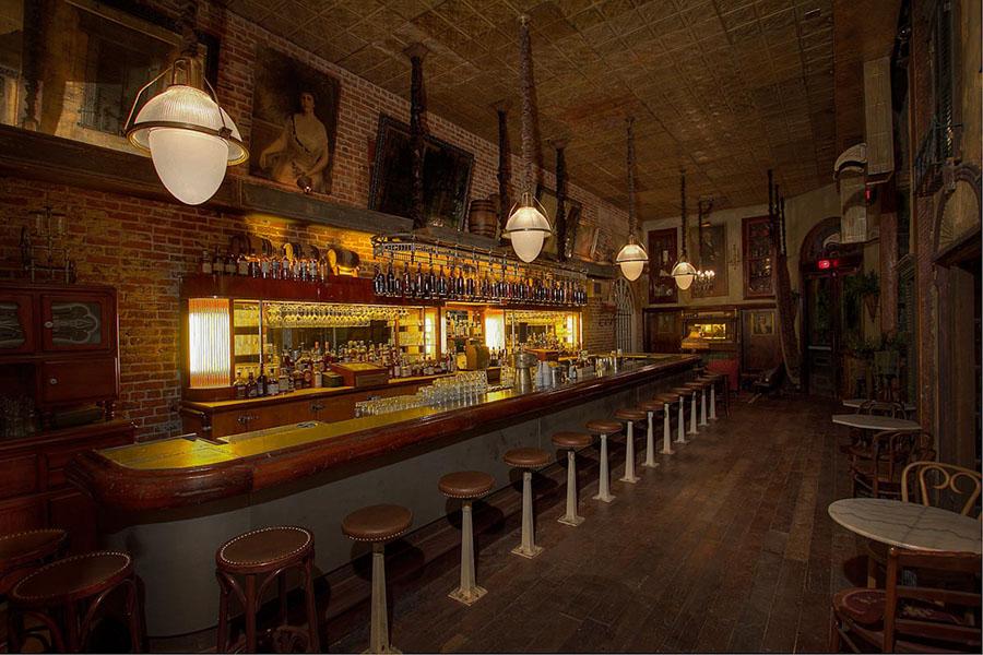Sassafras Saloon