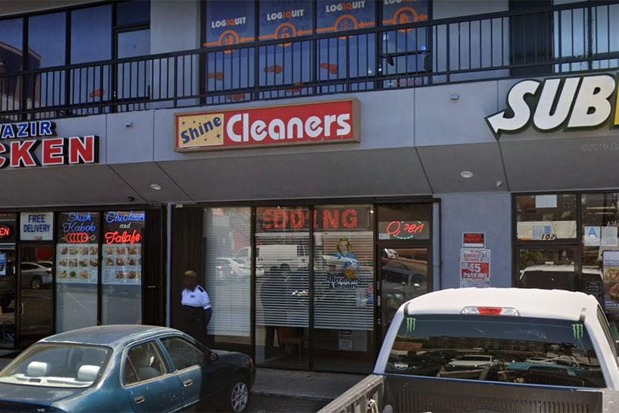 Shine Cleaners