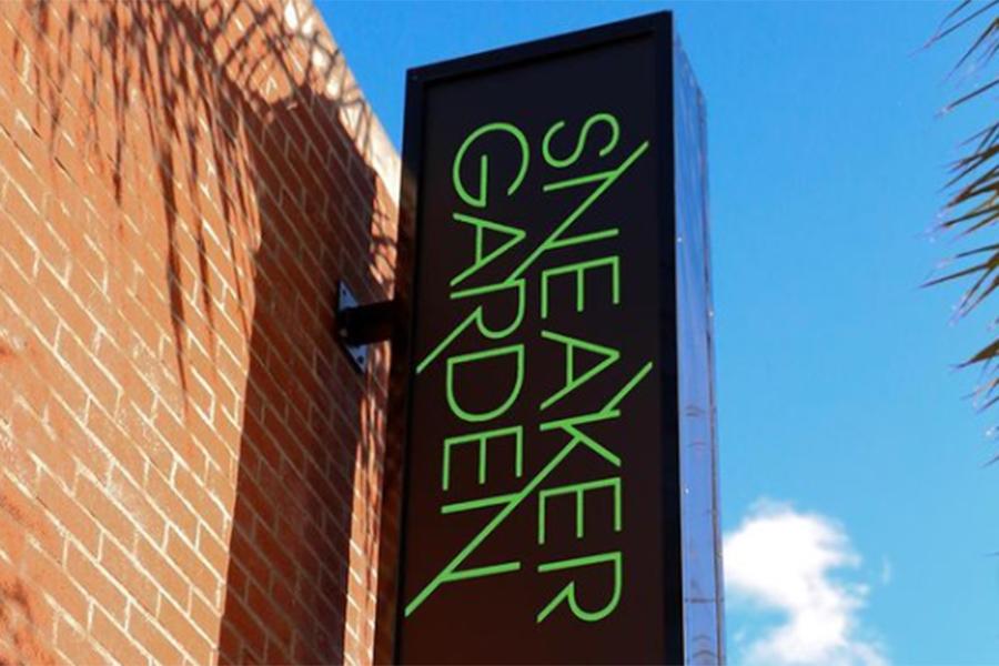 Sneaker Garden