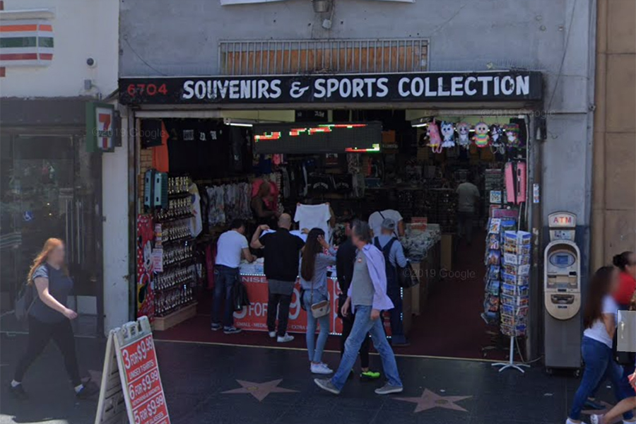 Souvenirs & Sports Collections