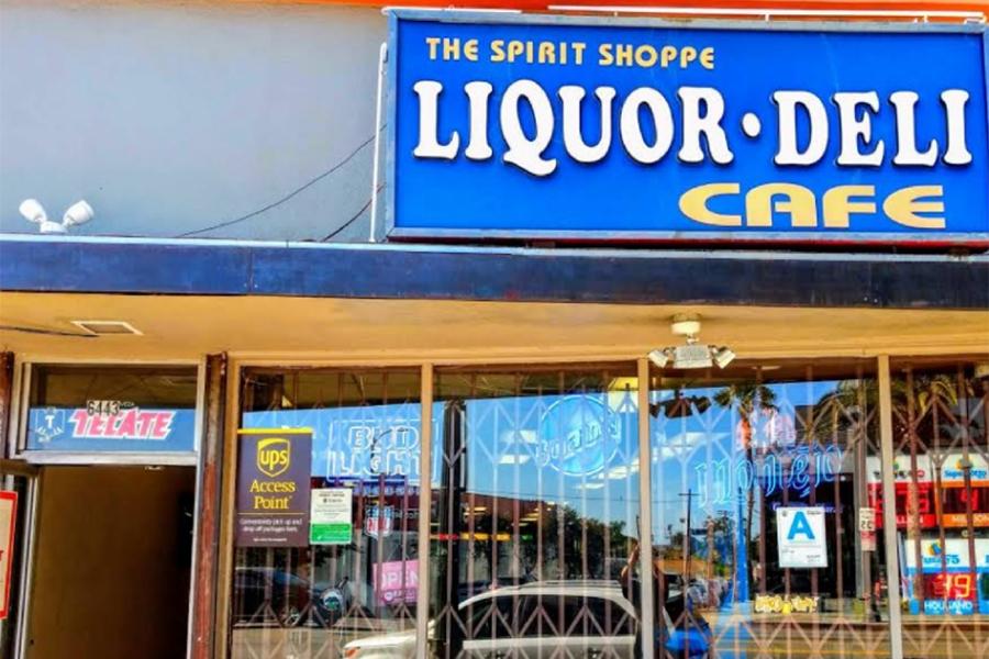 The Spirit Shoppe & Deli