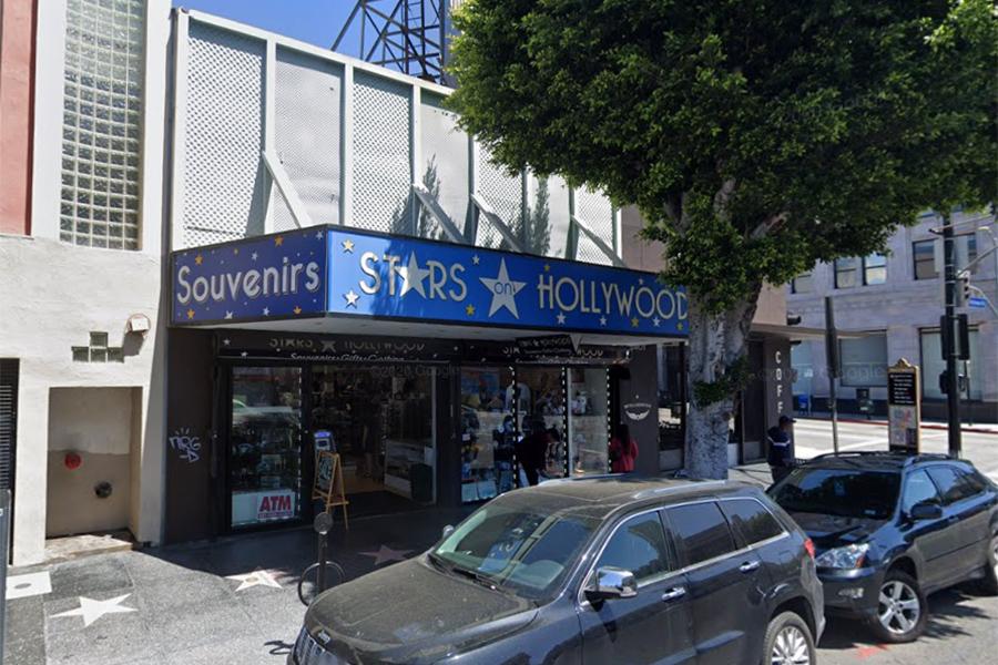 Stars on Hollywood