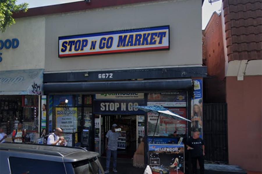 Stop-N-Go Market