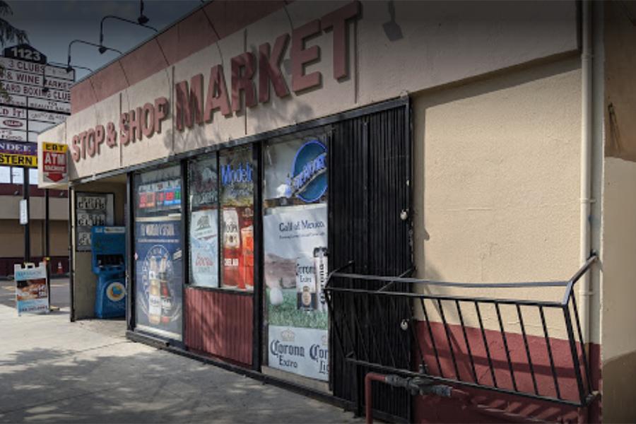 Stop & Shop Market