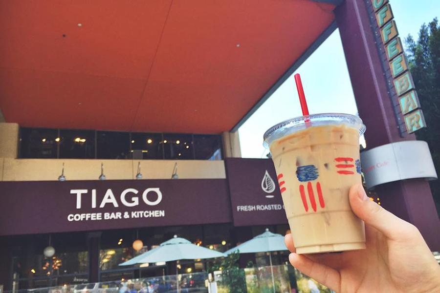 Tiago Coffee Bar + Kitchen
