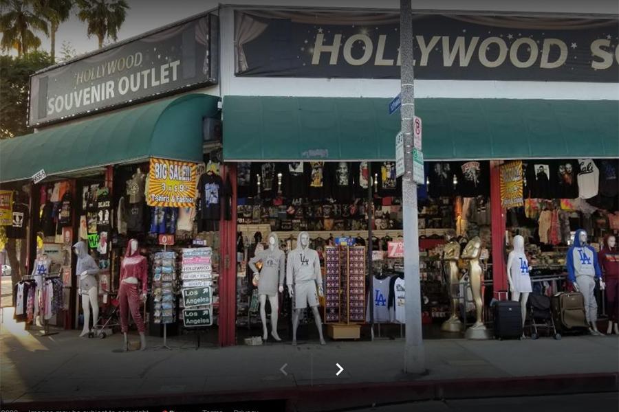 T-Island (Hollywood Souvenir Outlet)