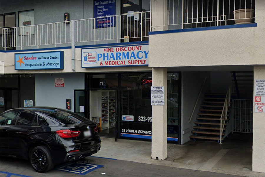 Vine Discount Pharmacy and Medical Supply