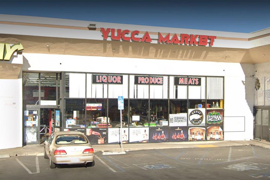 Yucca Supermarket