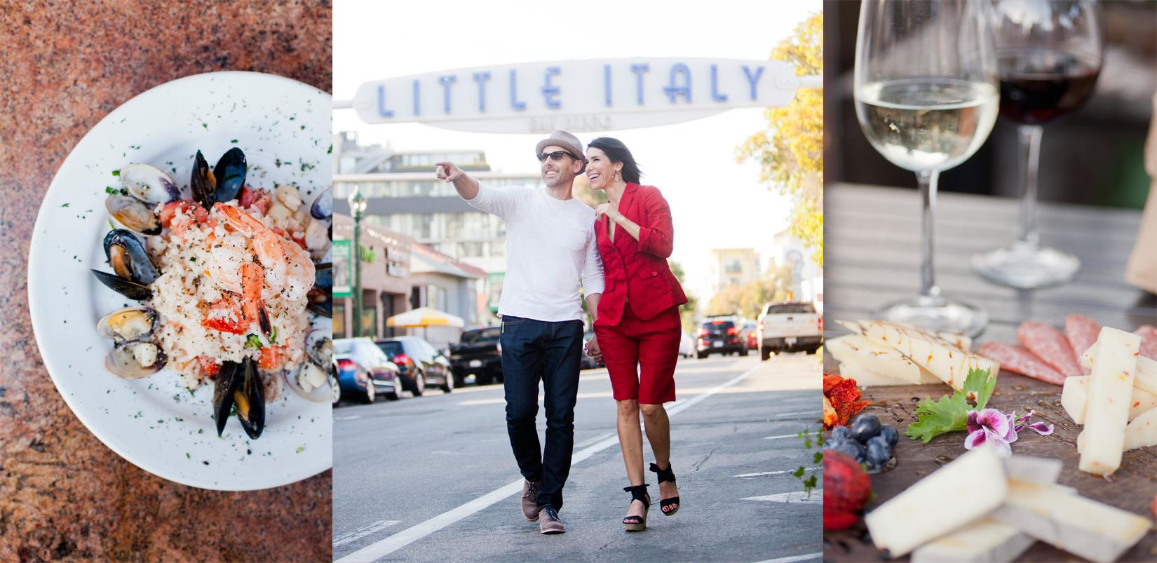 Taste Of Little Italy Little Italy San Diego
