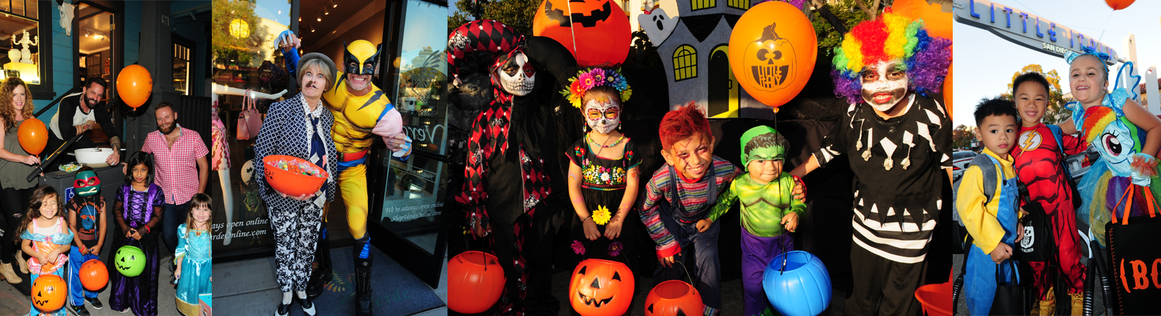 trick or treat on india street events little italy san diego