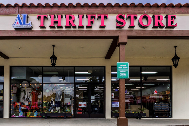 Assistance League of SLO County Thrift Store
