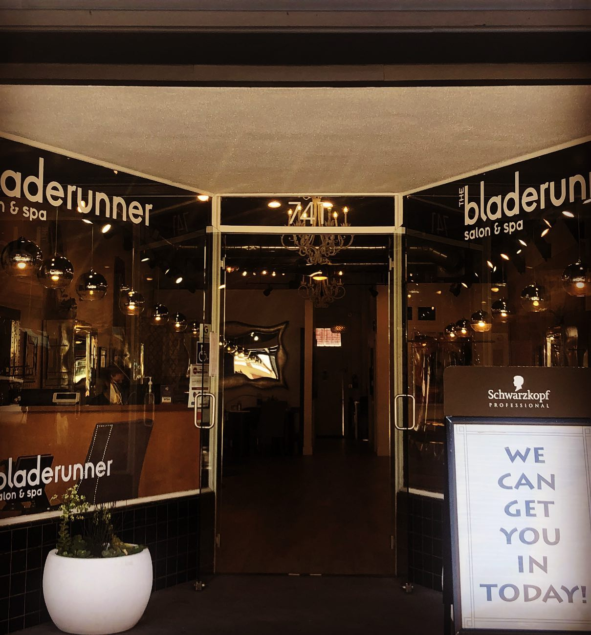 The BladeRunner Salon & Spa