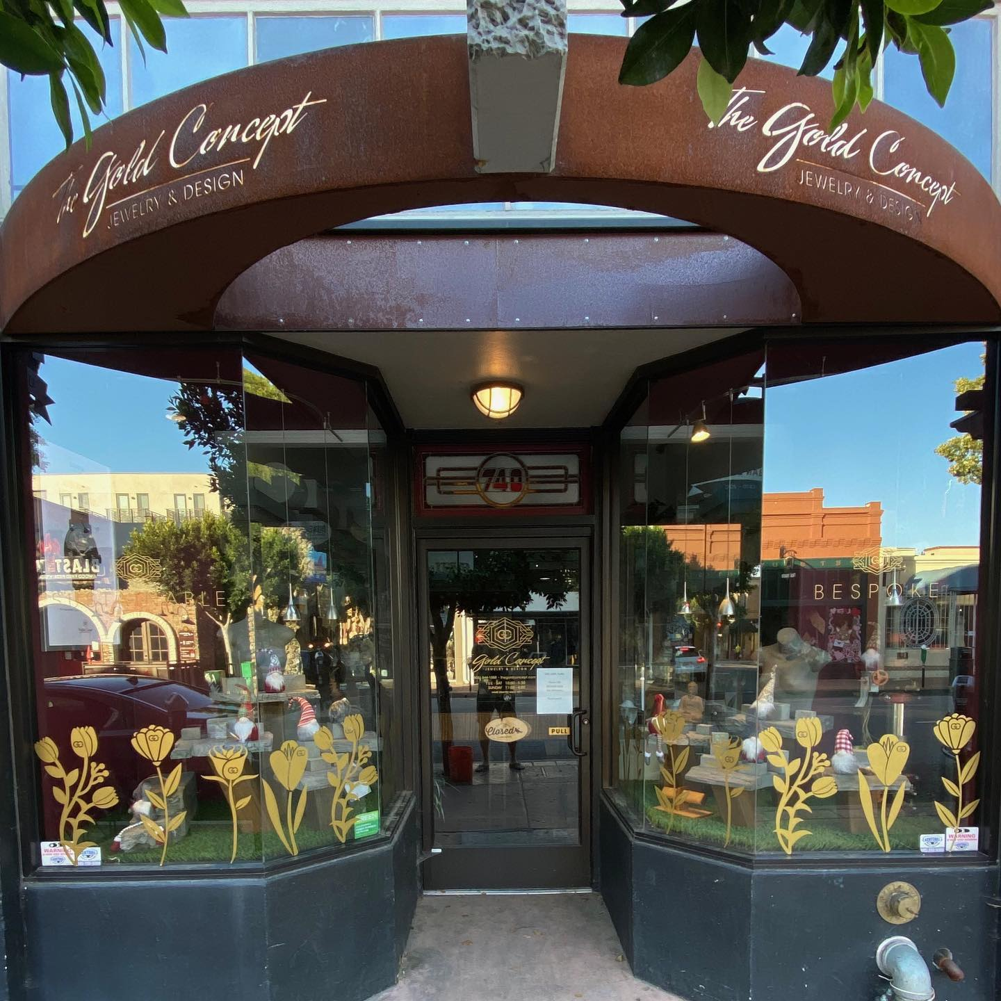 The Gold Concept Jewelry & Design
