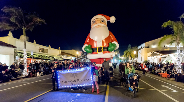 Downtown Holiday Parade | Downtown Santa Barbara