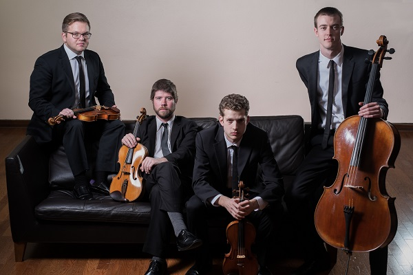 Altius String Quartet | Downtown Santa Barbara