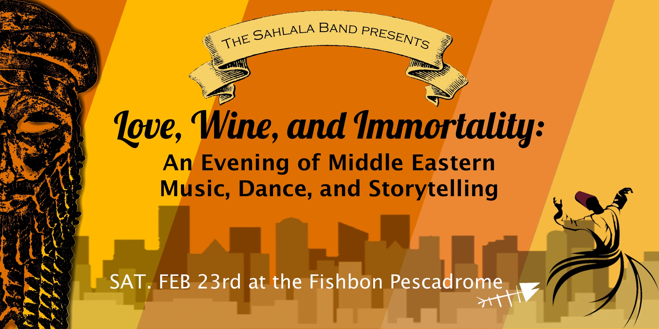Love, Wine, and Immortality: An Evening of Middle Eastern