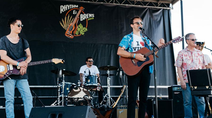 Rhythm & Blues Festional