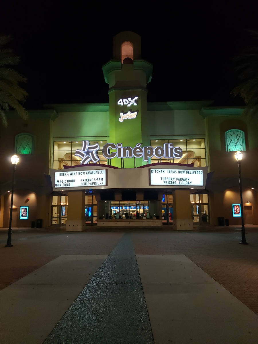 Vista Village Cinepolis March 2019