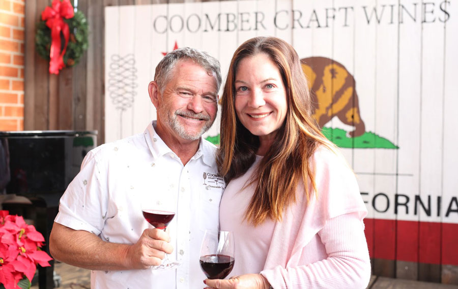 Coomber Winery