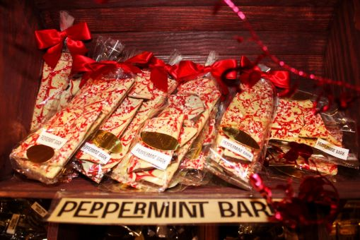 Delicious PL&C Peppermint Bark