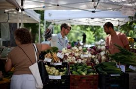 Wednesday Farmers' Markets