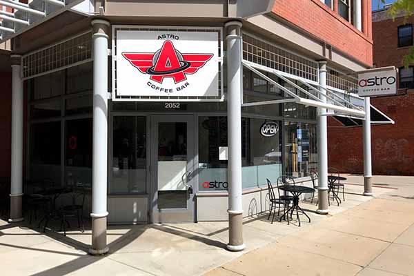 Astro Coffee Bar
