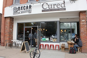 Boxcar Coffee Roasters