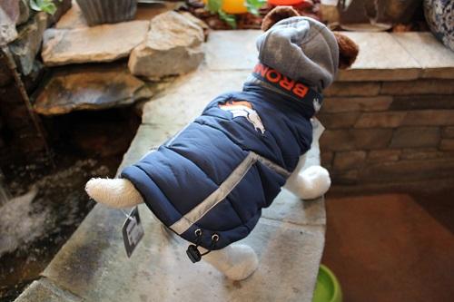 huge discount 590e0 0f131 denver broncos jersey for dogs