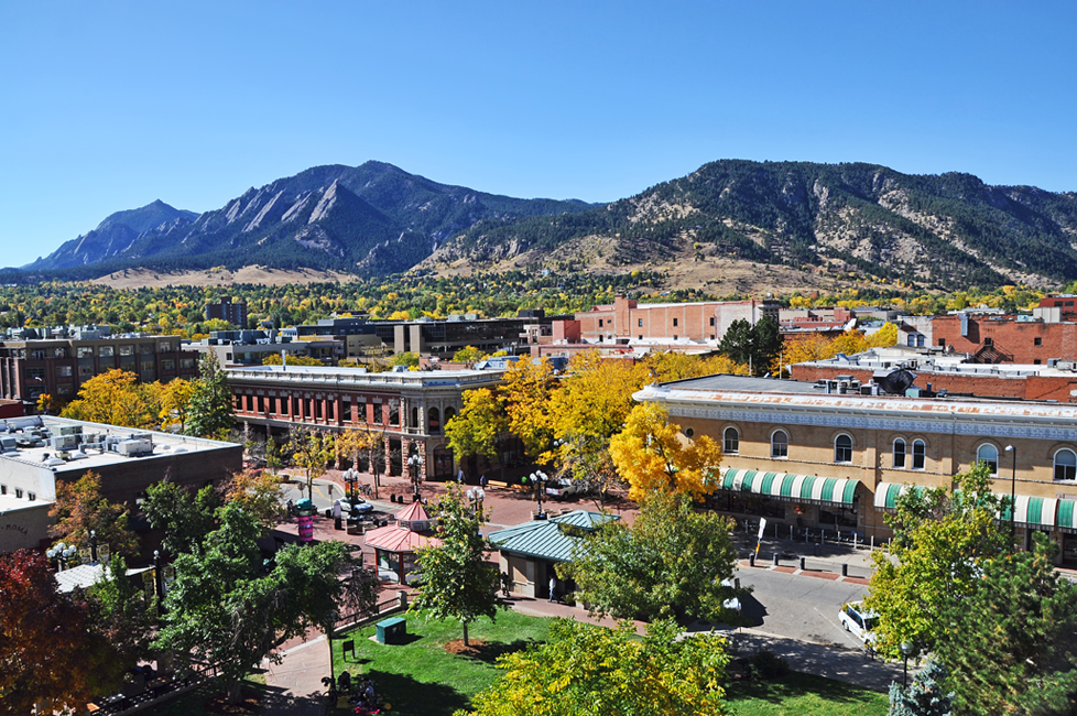 Visit Boulder Weddings Downtown Boulder Co