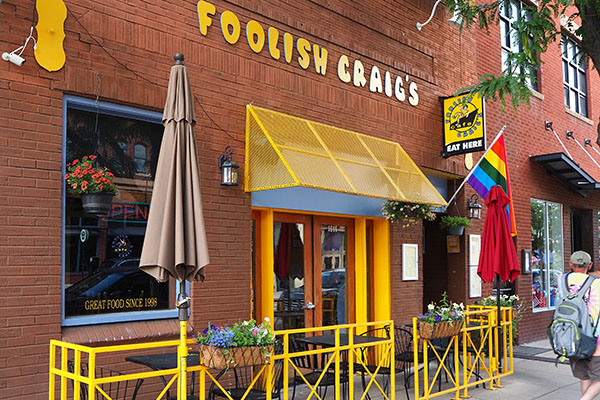 Foolish Craig's Cafe
