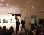 Performance at Fringe Fest