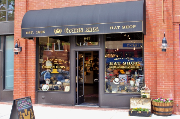 03c990a43e6 Goorin Bros. Hat Shop