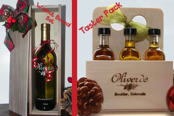 Oliverde Give the Gift of Flavor!