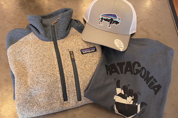 Practically Anything from Patagonia